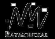 Raymondial zwart wit